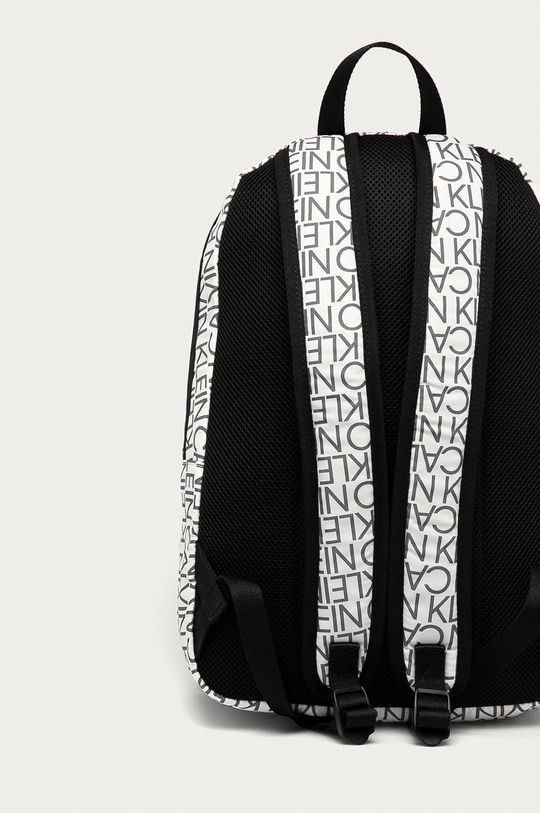 biały Calvin Klein - Plecak