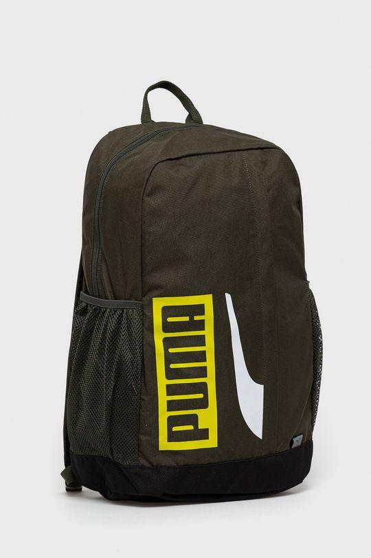 Puma - Plecak ciemny zielony
