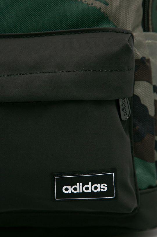 adidas - Ruksak vojenská zelená