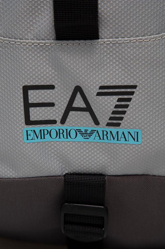 EA7 Emporio Armani - Plecak szary