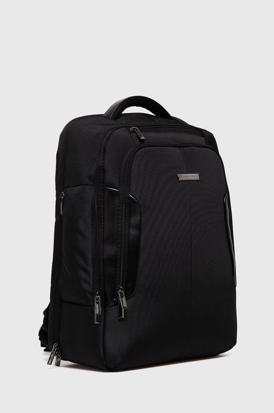 Samsonite - Plecak XBR Poliester, Poliuretan