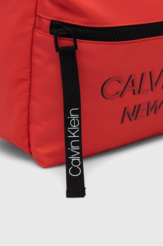 Calvin Klein - Plecak czerwony