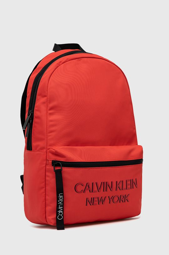 Calvin Klein - Plecak 1 % Elastan, 99 % Poliester