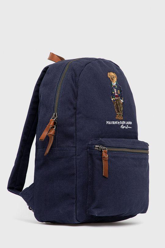 Polo Ralph Lauren - Batoh  Podšívka: 100% Polyester Hlavní materiál: 100% Bavlna