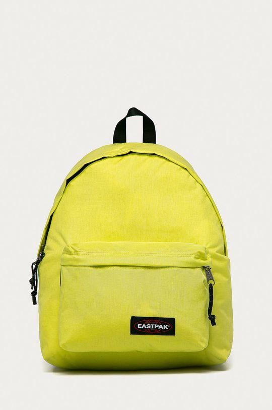 żółto - zielony Eastpak - Plecak Unisex