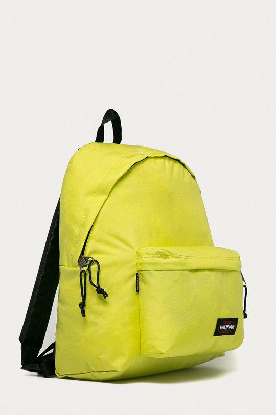 Eastpak - Plecak żółto - zielony