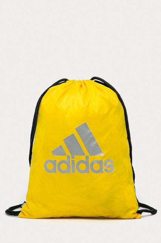 żółty adidas Performance - Plecak Unisex