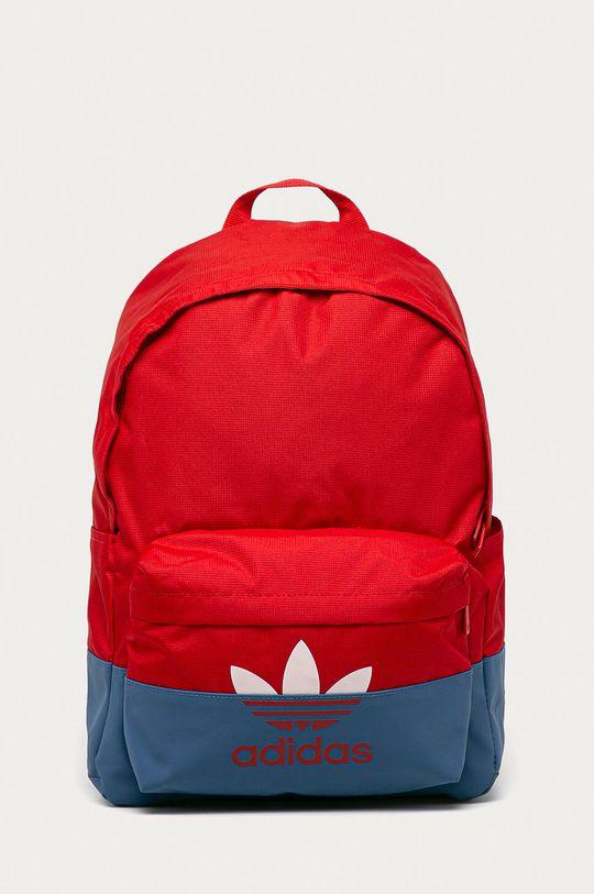 ostrá červená adidas Originals - Batoh Unisex