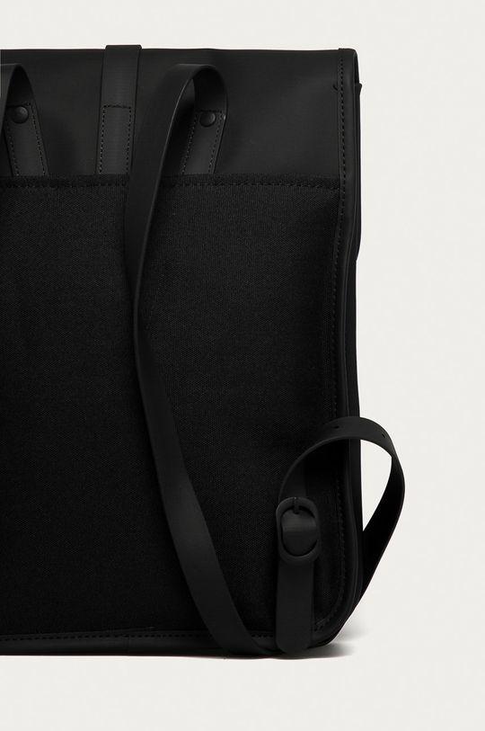 czarny Rains - Plecak 1366 Backpack Micro
