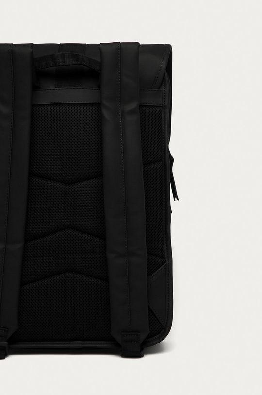 černá Rains - Batoh 1370 Buckle Backpack Mini
