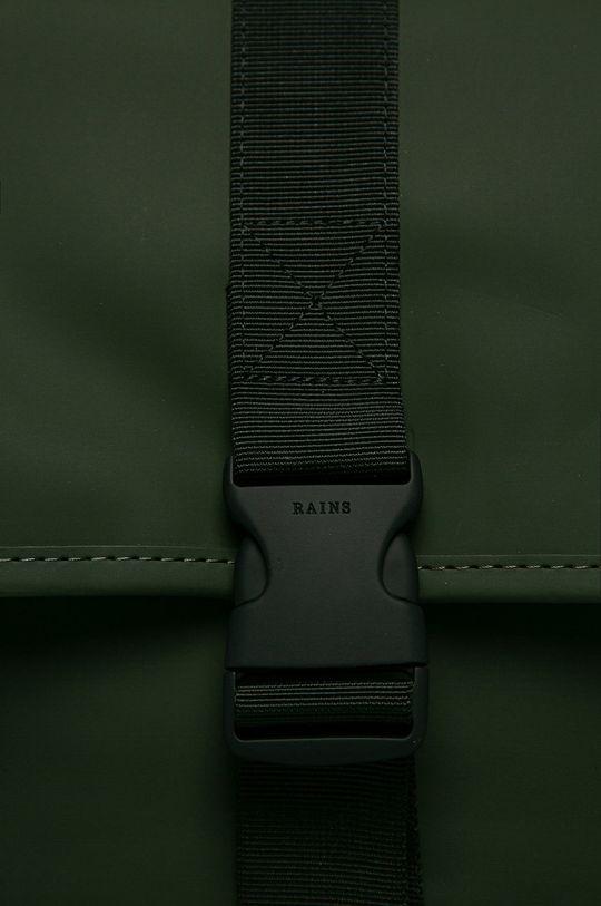 Rains - Ruksak 1370 Buckle Backpack Mini hnedo zelená