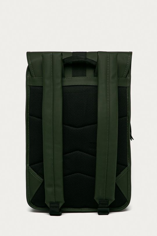 hnedo zelená Rains - Ruksak 1370 Buckle Backpack Mini