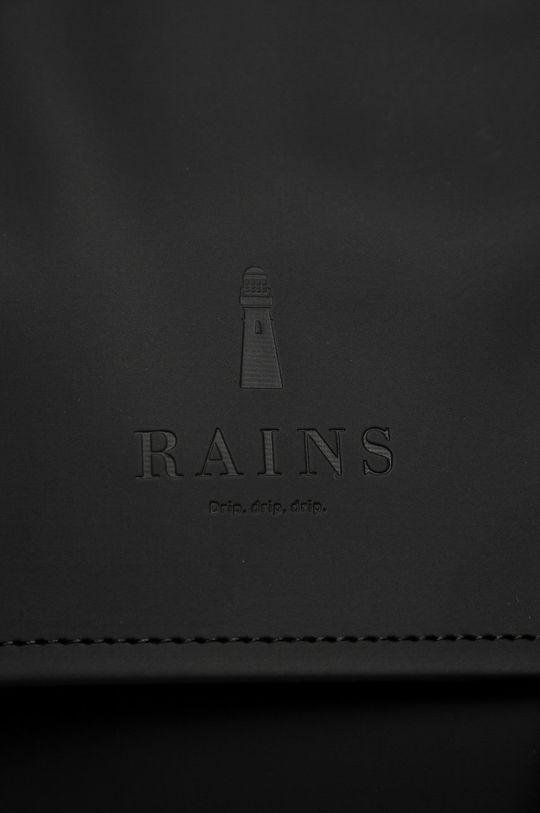 Rains - Ruksak čierna