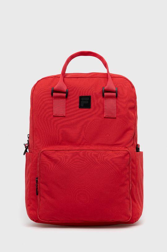 czerwony Fila - Plecak Unisex
