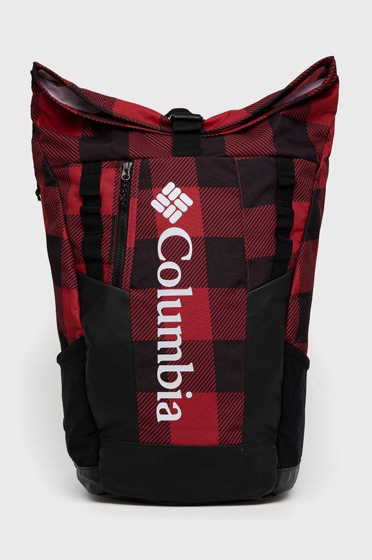 czerwony Columbia - Plecak Unisex