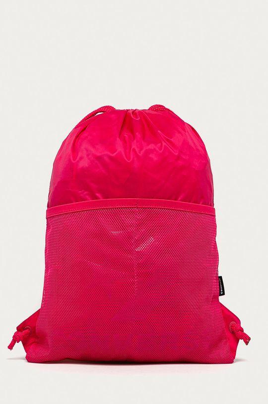 ostry różowy Converse - Plecak CINCH Unisex