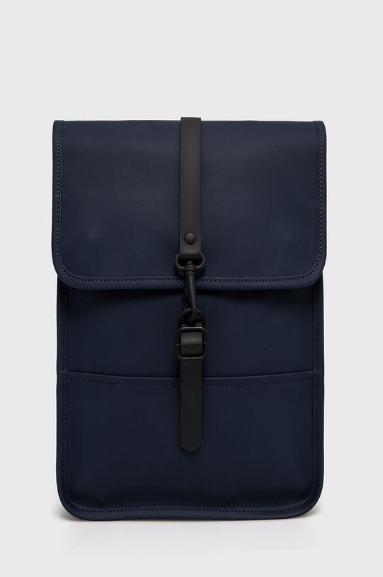 tmavomodrá Rains - Ruksak 1366 Backpack Micro Unisex