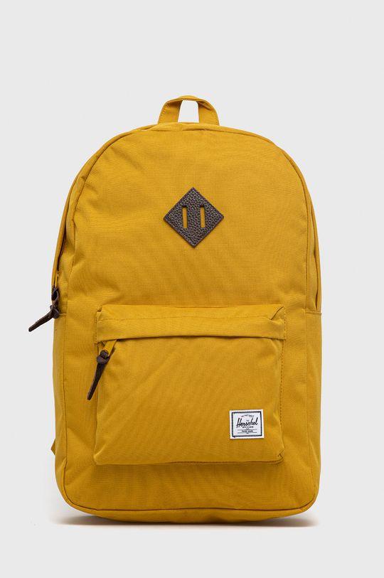 żółty Herschel - Plecak Unisex