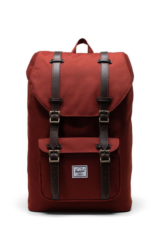 ostry czerwony Herschel - Plecak Unisex