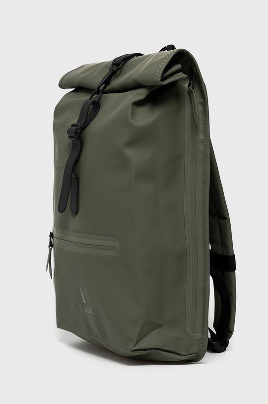Rains - Plecak 1316 Rolltop Rucksack oliwkowy