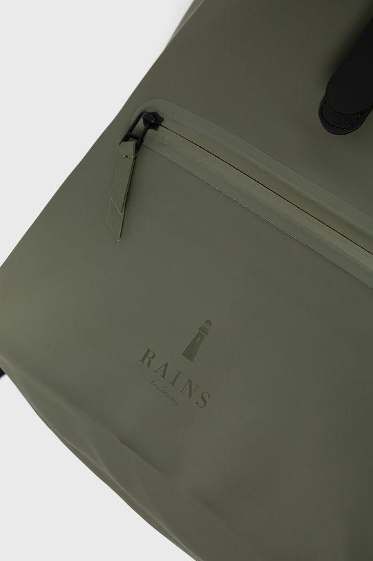 oliwkowy Rains - Plecak 1316 Rolltop Rucksack