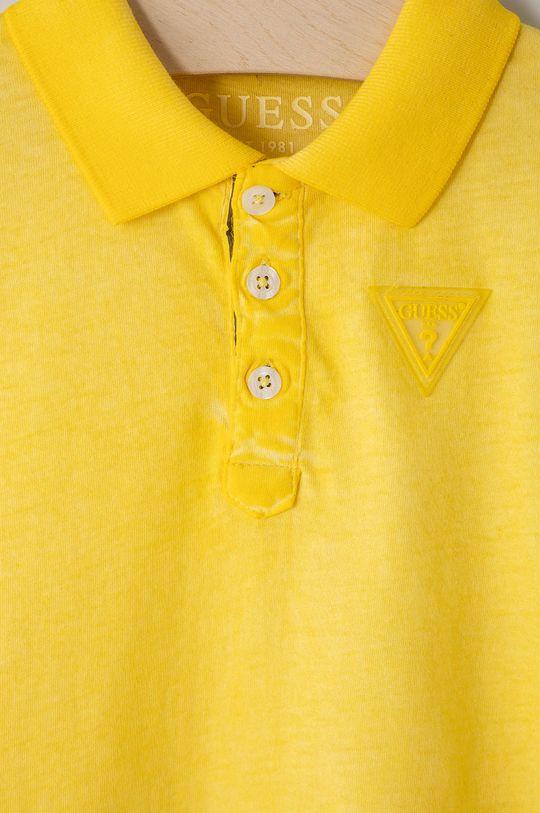 Guess - Detské polo tričko 92-122 cm  100% Bavlna