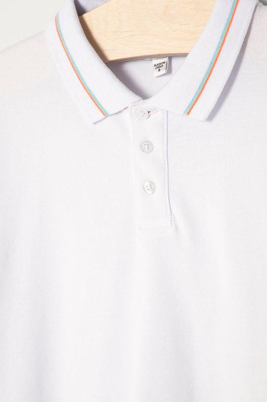 biały Guess - Polo dziecięce 116-175 cm