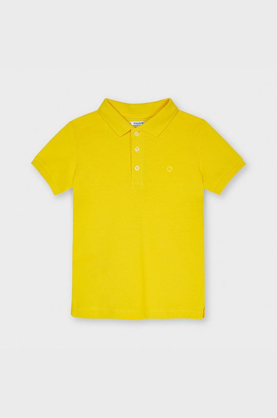 portocaliu deschis Mayoral - Tricou polo copii De băieți