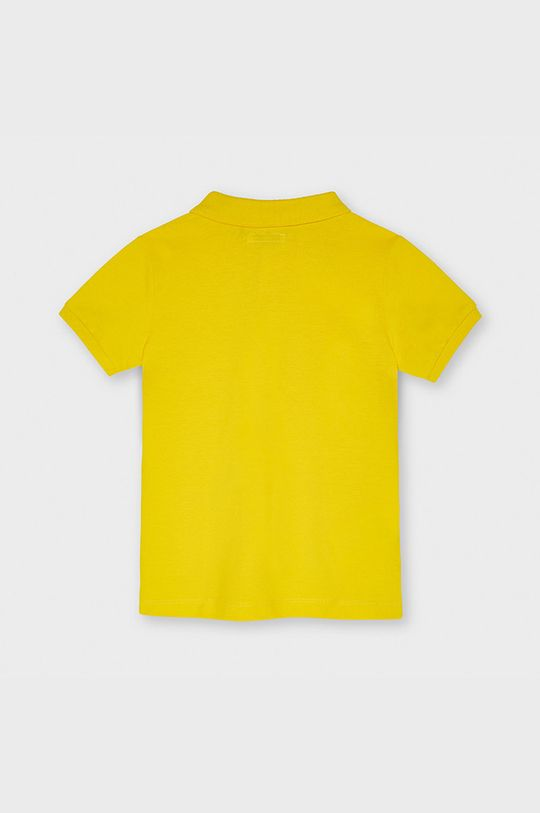 Mayoral - Tricou polo copii portocaliu deschis
