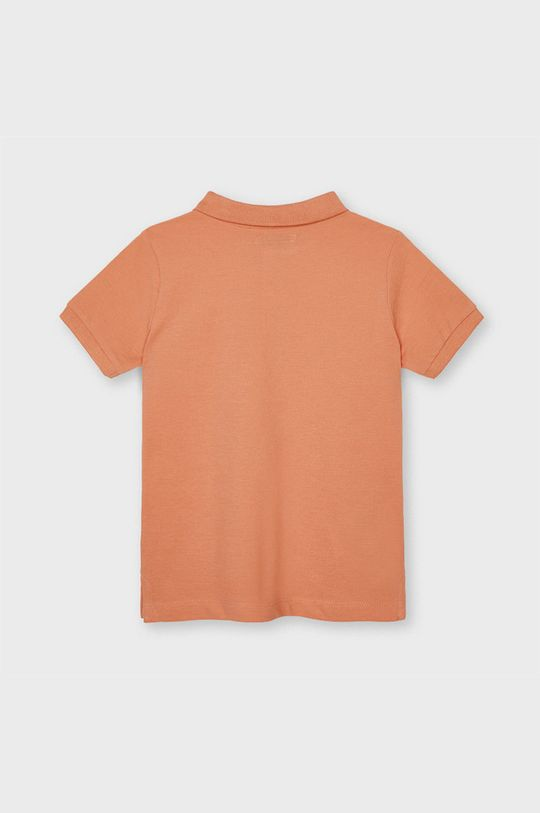 Mayoral - Detské polo tričko koralová