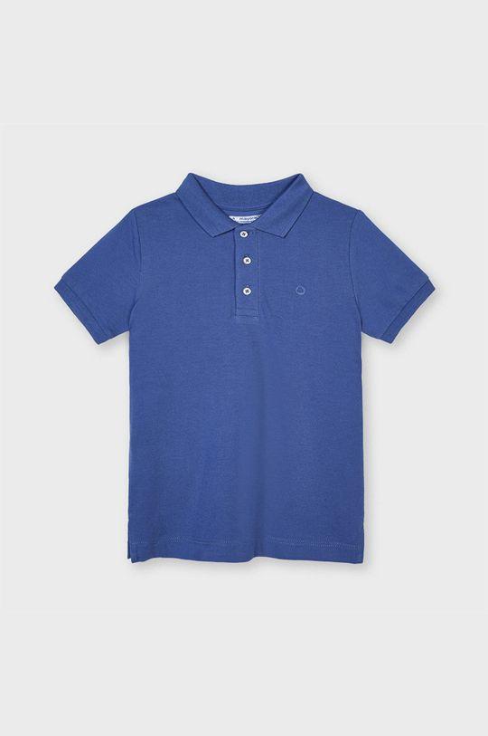 fialová Mayoral - Detské polo tričko Chlapčenský
