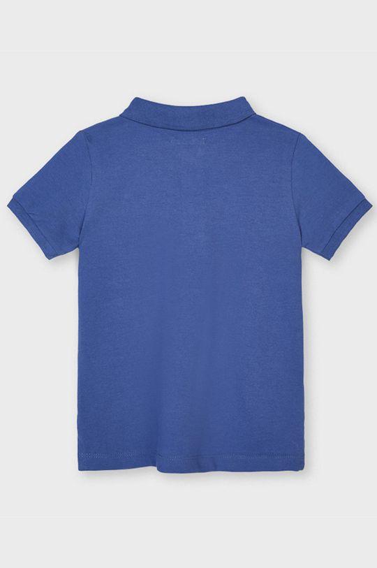 Mayoral - Detské polo tričko fialová