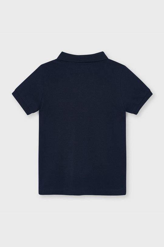 Mayoral - Tricou polo copii bleumarin