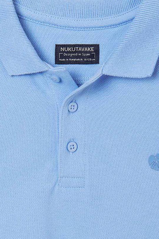 svetlomodrá Mayoral - Detské polo tričko