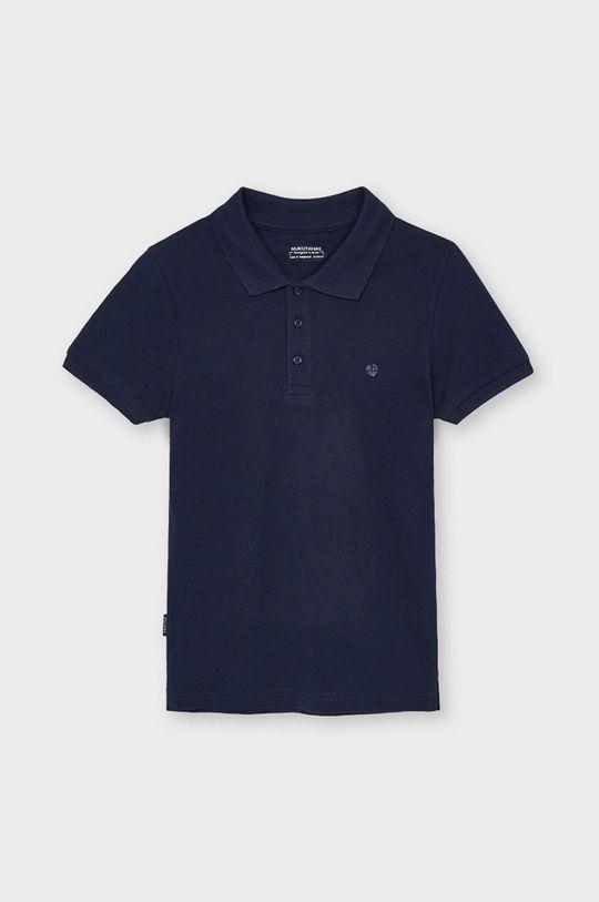 bleumarin Mayoral - Tricou polo copii De băieți