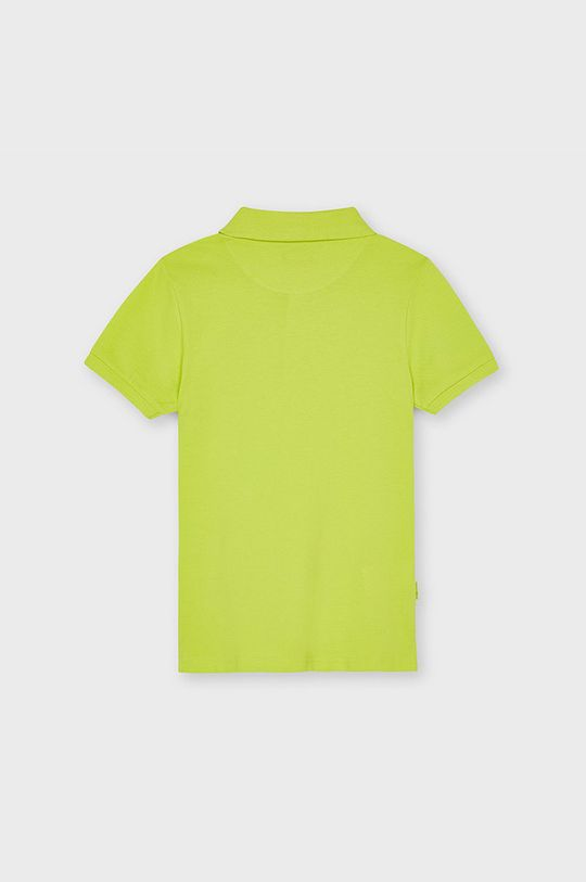 Mayoral - Tricou polo copii galben – verde