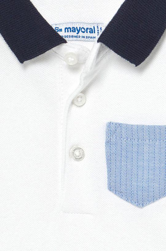 Mayoral - Detské polo tričko  94% Bavlna, 5% Elastan, 1% Polyester