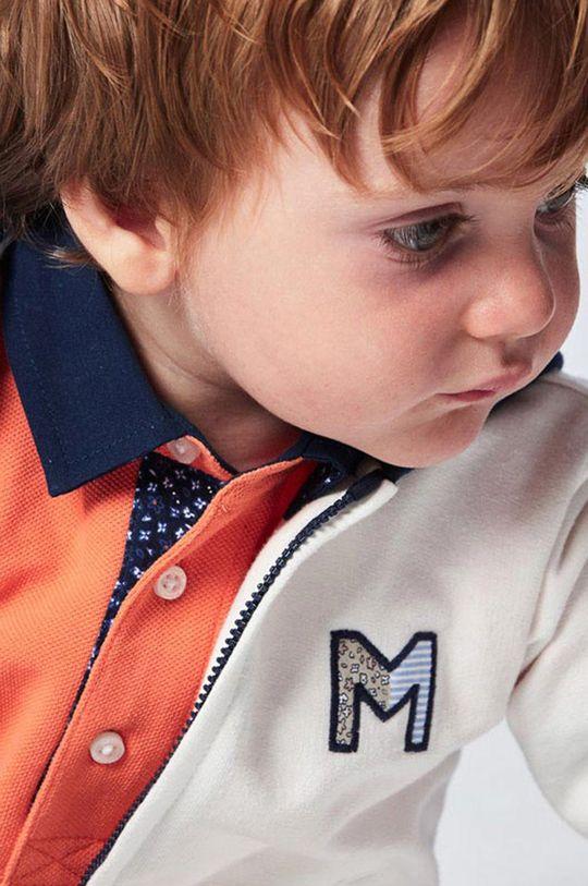 broskyňová Mayoral - Detské polo tričko