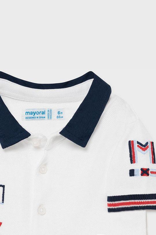 Mayoral - Detské polo tričko  100% Bavlna