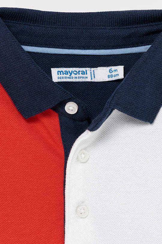 Mayoral - Detské polo tričko  95% Bavlna, 5% Elastan