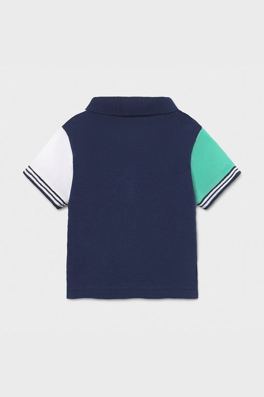 svetlá tyrkysová Mayoral - Detské polo tričko