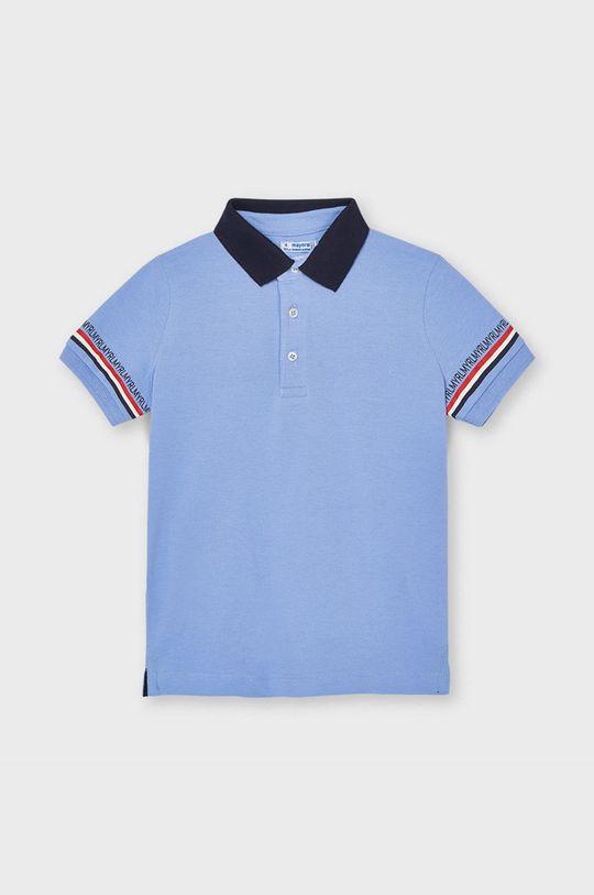 albastru deschis Mayoral - Tricou polo copii De băieți