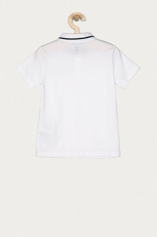 EA7 Emporio Armani - Detské polo tričko 104-164 cm biela
