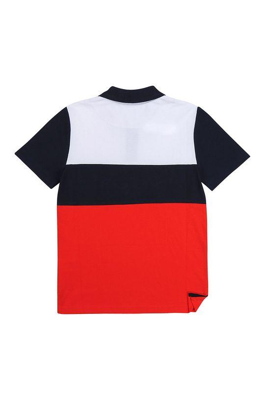 Boss - Detské polo tričko červená