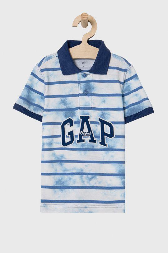 jasny niebieski GAP - Polo dziecięce 104-176 cm Chłopięcy
