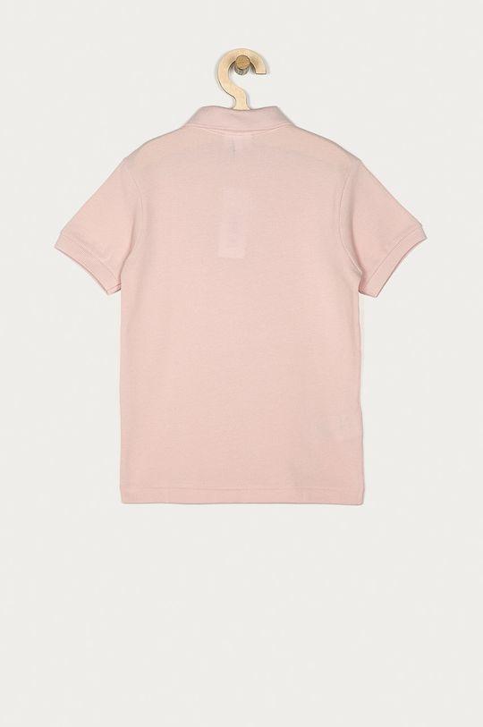 Lacoste - Detské polo tričko 104-176 cm ružová