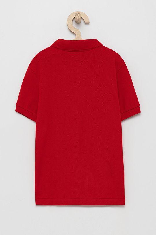 Lacoste - T-shirt/polo PJ2909 czerwony