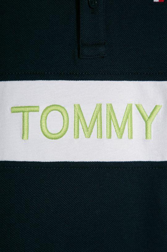 Tommy Hilfiger - Polo dziecięce 98-176 cm 100 % Bawełna organiczna