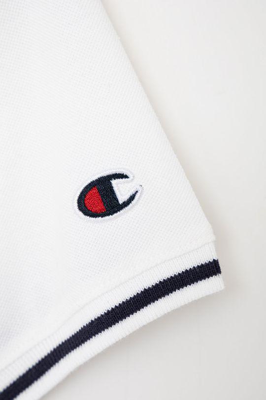Champion - Detské polo tričko 102-179 cm biela