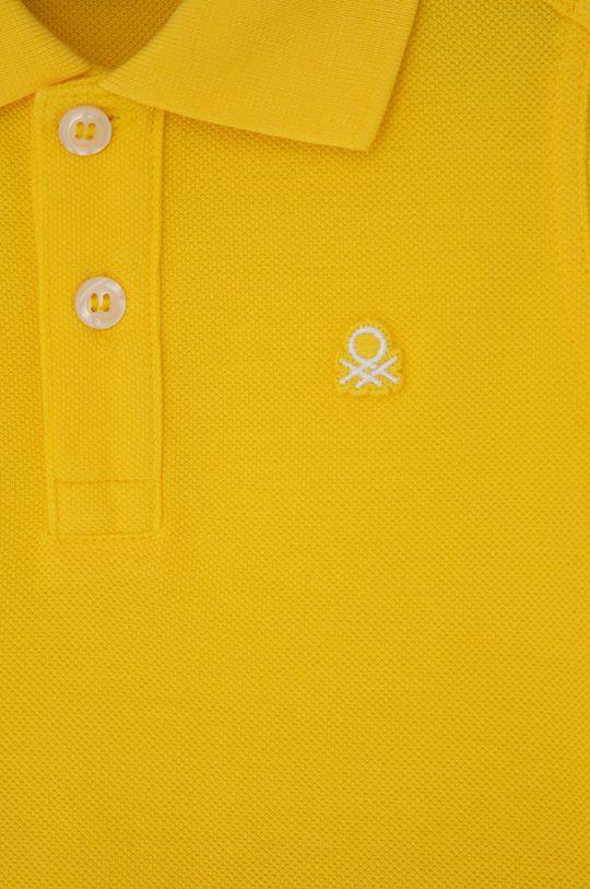 United Colors of Benetton - Polo dziecięce 100 % Bawełna